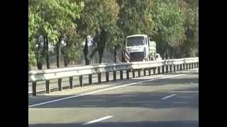 Видео курс ПДД -24  : Скорость движения