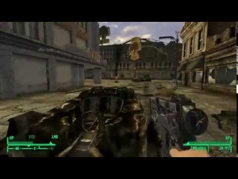 FNV Deus Ex Spread Mod