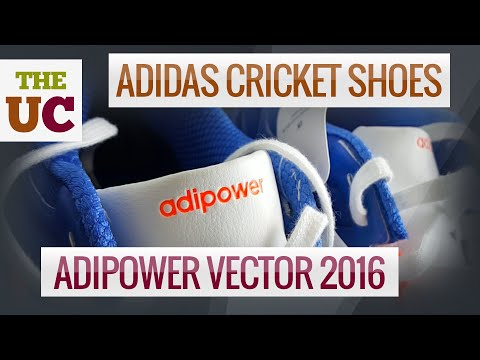 Cricket Shoes & Spikes - Adidas AdiPower Vector 2016/2017 Australia Unboxing - Brand New!