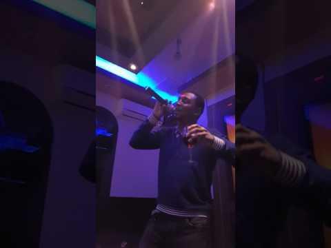St☆rz 🎤🎶Freestyle🎶 at Pang Pang Karaoke Bar