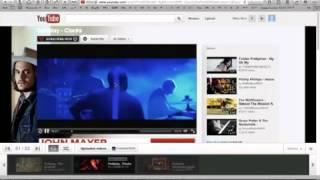 Descargar videos con Safari 6