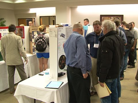 UALR Student Research and Creative Works Expo 2016