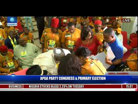 APGA Party Congress & Primary Election Pt.20 | Live Coverage