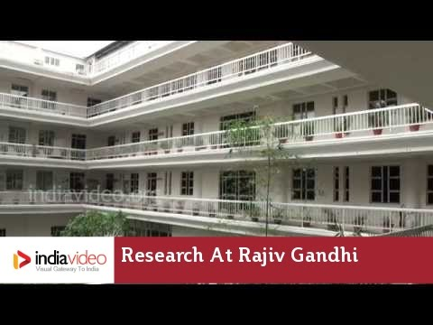 Research at Rajiv Gandhi Centre for Biotechnology