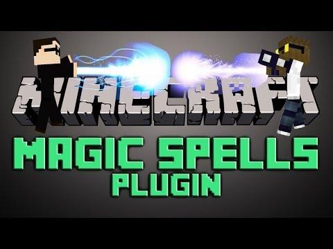 MagicSpells Bukkit Plugin Minecraft 1.7.9 | German| | Tutorial |