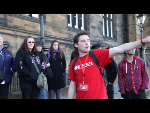 Sandemans New Edinburgh Free Tour