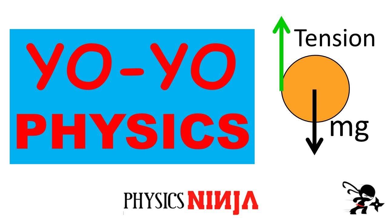 Rotational dynamics the simple yo yo problem youtube rotational dynamics the simple yo yo problem ccuart Gallery