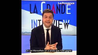 Crise à l'OM, écoles, finances... : le Face Cam du maire de Marseille Benoît Payan