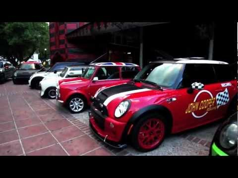 2013 MINI Paceman International Launch at Puerto Rico