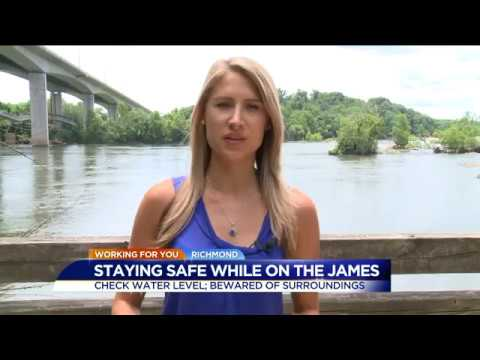 Why Rescuers Say Tubing On The James River 'just Isn't Safe'