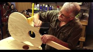 Wall-Axe Custom Guitar Hangers - How It's Made