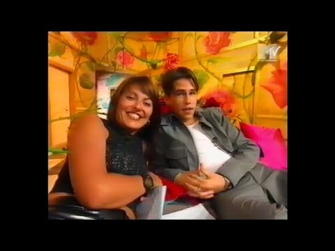 Kavana Interview and Phone in On MTV's Hanging Out With Davina McCall 1997