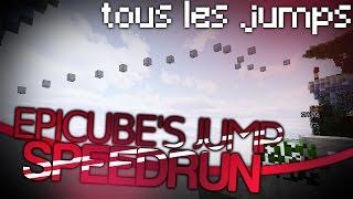 TOUS les parkours d'Epicube - Epicube's Jump Speedrun