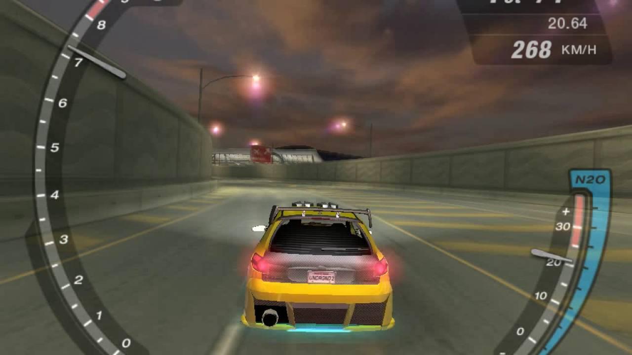 تحميل لعبة نيد فور سبيد اندر جراوند الجزء الثانى - Need For Speed: Underground II