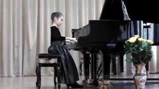 Песня жаворонка. П.И. Чайковский. Исполняет Майя Пьянкова 9 лет.