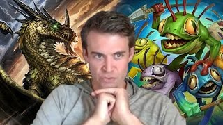 (Hearthstone) Dragons VS Murlocs