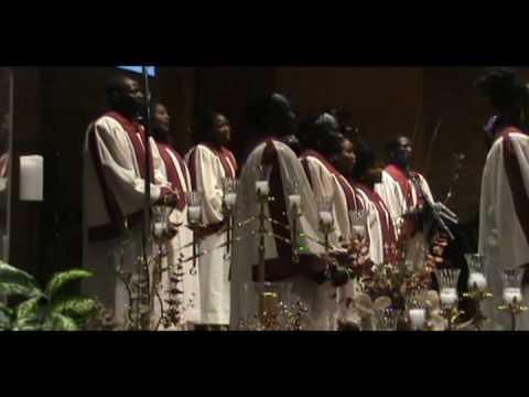 Sudanese christmas at beverley alliance chruch in Edmonton alberta,Canada (part 9) Women Choir