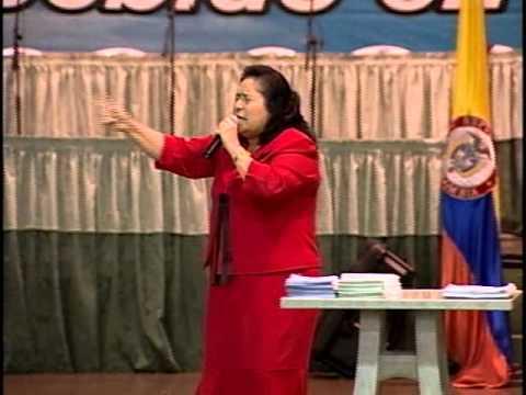 ¿Qué dice Dios de la Unión Libre? - Pastora Mélida de Gómez