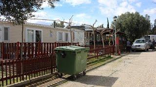La Comarca.tv - Asaltan varios bungalós del camping Alcañiz