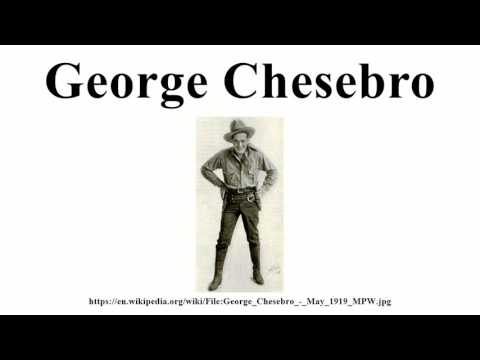 George Chesebro