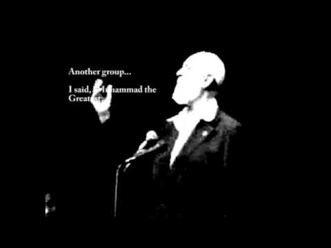 Ahmed Deedat:What is wrong with the Muslims? POWERFUL!