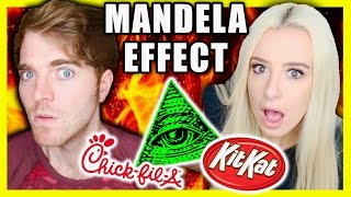 MANDELA EFFECTS with TANA MONGEAU