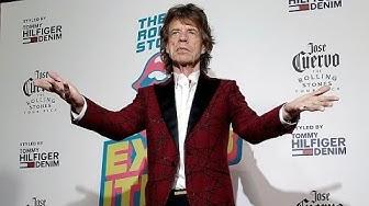 Mick Jagger - mit 73 nochmal Vater