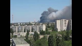 Нововоронеж в огне! Лесные пожары вокруг города 2010г.(Лето 2010 года было самым жарким в центральной России за всю историю. Повсюду пылали лесные пожары, досталось..., 2016-12-27T13:27:19.000Z)