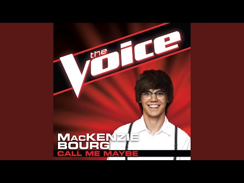 Call Me Maybe (The Voice Performance)