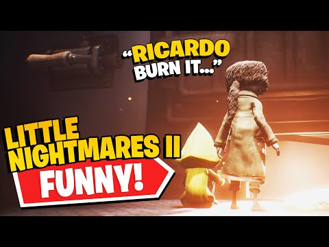 Rico's *NEW* Little Nightmares 2 (Funny Compilation #63) |