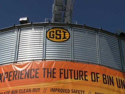 Technology Brings Safety and More to Grain Bin Operations