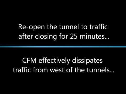 I-70 Eisenhower Tunnel Metering vs I-70 Continuous Flow Metering