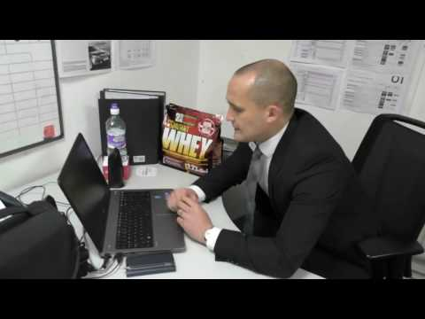 Fightnightlive TV Presents White Collar Boxing V Businessman Road to April 8th