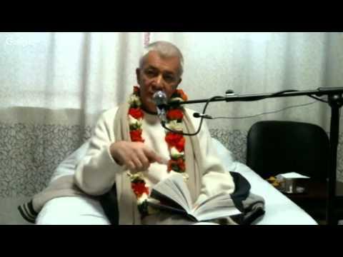Бхагавад Гита 11.55 - Чайтанья Чандра Чаран прабху