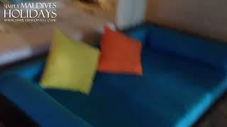 Olhuveli Resort Deluxe Room Walkthrough