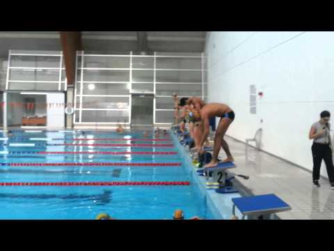 Racing In Agros Swimming Pool