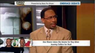 Doc Rivers Takes The Blame For Ray Allen Going To Miami