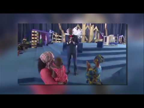 The Humiliation Of Stephanie Otobo's Mother At The Fire Ministries Worldwide Church Service