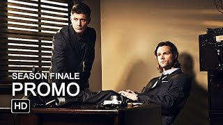 Supernatural 9x23 Promo - Do You Believe in Miracles (Season Finale)