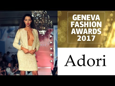 Adori at the Geneva Fashion Awards 2017