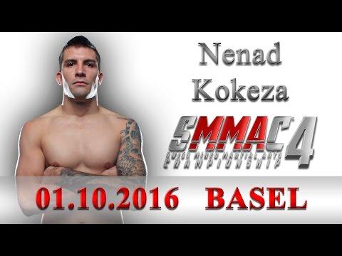 Nenad Kokeza bei SMMAC4  01.10.2016 Basel