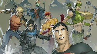 CGR Undertow - YOUNG JUSTICE: LEGACY review for PlayStation 3