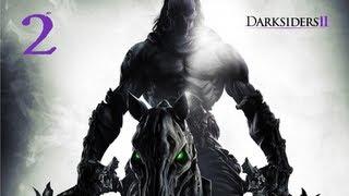 Скачать Прохождение Darksiders 2 Часть 2 Знакомство с резидентами Трекамня