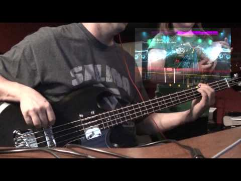 Rocksmith 2014 - Last Dance with Mary Jane - Bass Cover