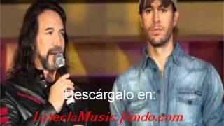 Marco Antonio Solis FT Enrique Iglesias  - Que Mas Quieres de Mi (Perdedor)