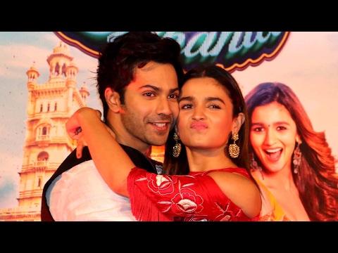 'Badrinath Ki Dulhania' Offical Trailer Launch   Alia Bhatt, Varun Dhawan, Karan Johar