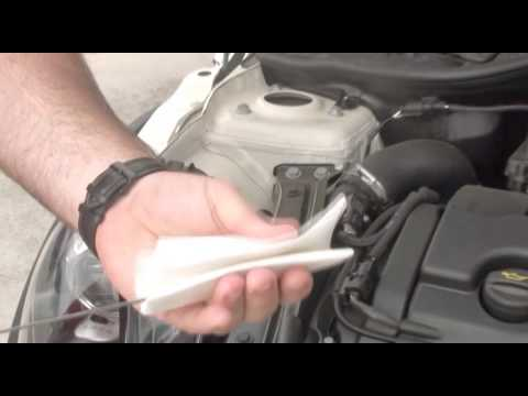 How to Check Your Oil in a MINI