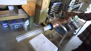 3d Printer Clay Ram Extruder Loading With Pugmill