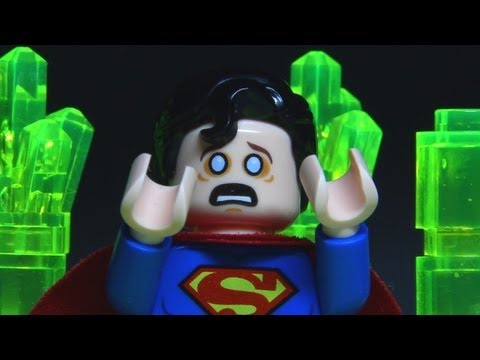 LEGO Superman - Kryptonite Dreams