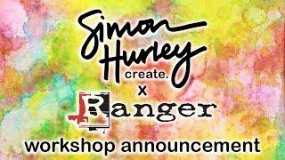 سيمون هيرلي خلق. x الحارس الحبر ورشة عمل إعلان!